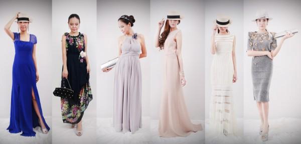 Evening Dress - ชุดราตรีแบบดั้งเดิม