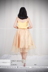 """เสื้อสายเดี่ยวผ้าซาติน (CAMI.0121)  สี : เหลือง, ครีม  Size : M ขนาด: อก 32″ เอว Free"""" สะโพก Free""""  กระโปรงผ้าแก้ว พร้อมมีซับใน (SST.0120)   สี : ชมพู, เงิน, ทอง, เขียว   Size :  M ขนาด: อก Free"""" เอว 24″-30″ สะโพก Free"""" L ขนาด: อก Free"""" เอว 30″-36″ สะโพก Free"""""""