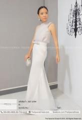 """เสื้อผู้หญิง ผ้าแก้ว ปาดไหล่ คอปีน (BLO.0628)  สี : ขาว, ชมพู, ทอง, เทา  Size : S ขนาด: อก 32″ เอว 30″ สะโพก Free"""" M ขนาด: อก 34″ เอว 32″ สะโพก Free"""" L ขนาด: อก 36″ เอว 34″ สะโพก Free"""" 2XL ขนาด: อก 40″ เอว 38″ สะโพก Free"""" 4XL ขนาด: อก 44″ เอว 42″ สะโพก Free""""  กระโปรงยาว ประดับเข็มขัดมีโบว์ กระเป๋าหน้า (LD.0726)  สี : แชมเปญ, เทา  M ขนาด: เอว 26″ สะโพก 34"""""""